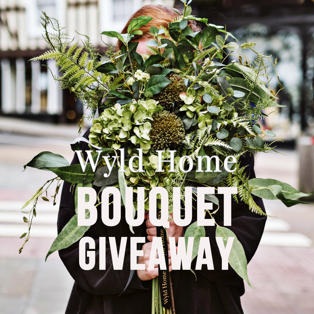 WYLD HOME INSTAGRAM GIVEAWAY