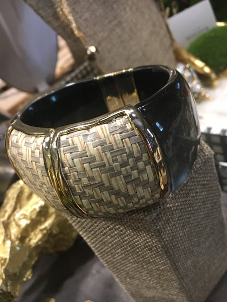 Lucite Alexis Bittar Bangle