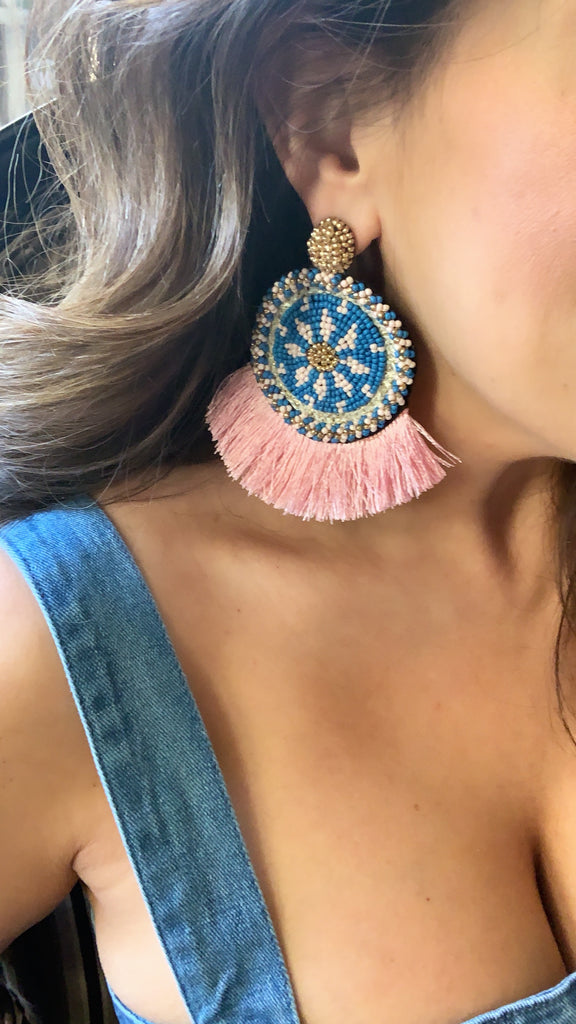 Pastel Beauty Earrings