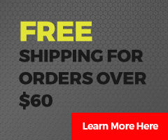 free shipping order over $60