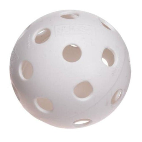 Jugs Pickleballs - White Outdoor (6 & 12 Packs)