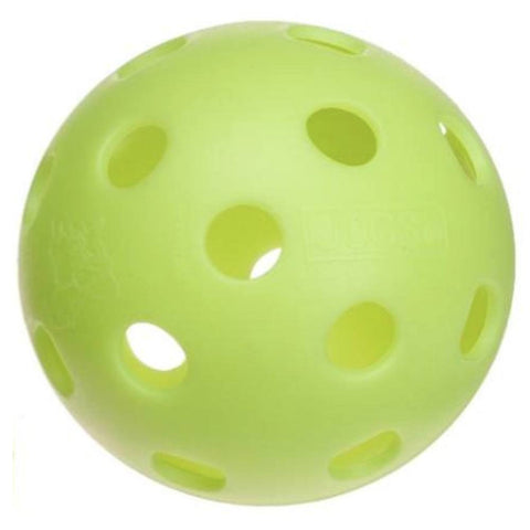 Jugs Pickleballs - Green Indoor/Outdoor (6 & 12 Packs)
