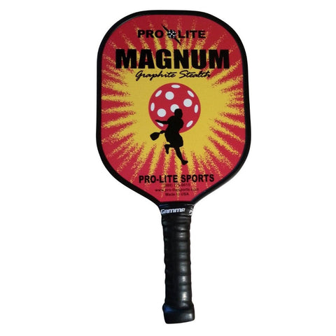 Pro-Lite Magnum Graphite Stealth Pickleball Paddle