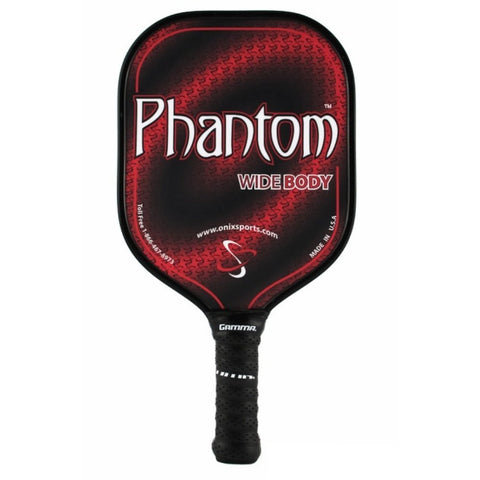 Onix Sports Phantom Composite Widebody Pickleball Paddle