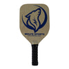 Wolfe Sports Premium Wood Pickleball Paddle