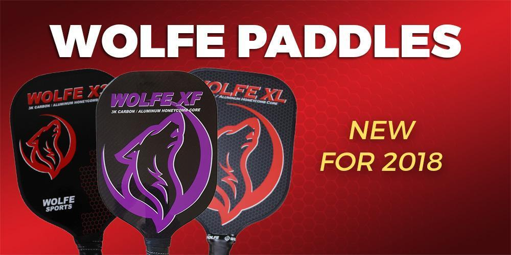 Wolfe Pickleball Paddles