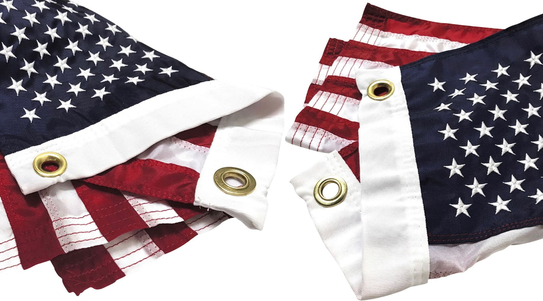 Best Flag Material - How to Choose Indoor, Outdoor and Ceremonial Flag  Fabric - finelineflag