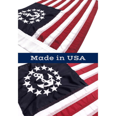 American Yacht flag Made in USA