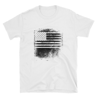 Splatter Flag T-Shirt