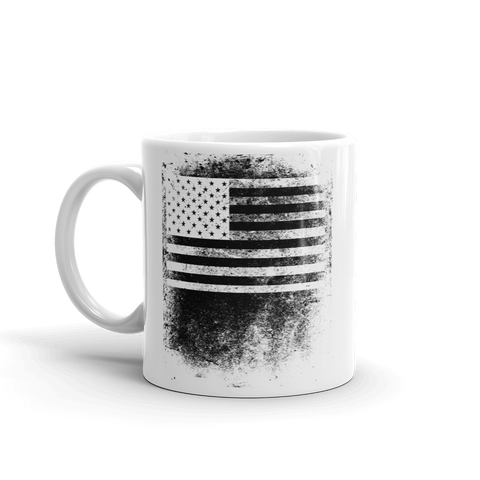 Splatter Flag Mug