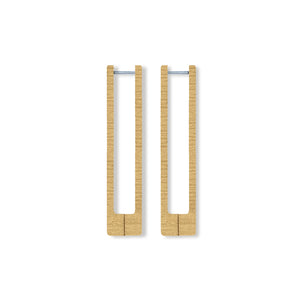 LONG RECTANGULAR HOOPS