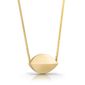 14K Seed Necklace