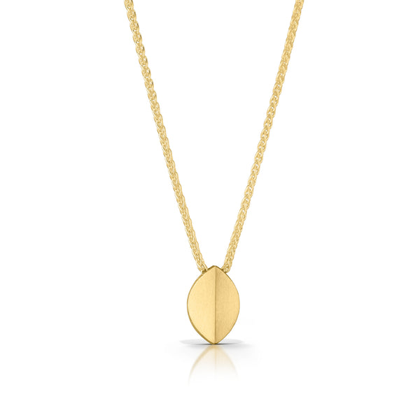 14K Little Pod Necklace