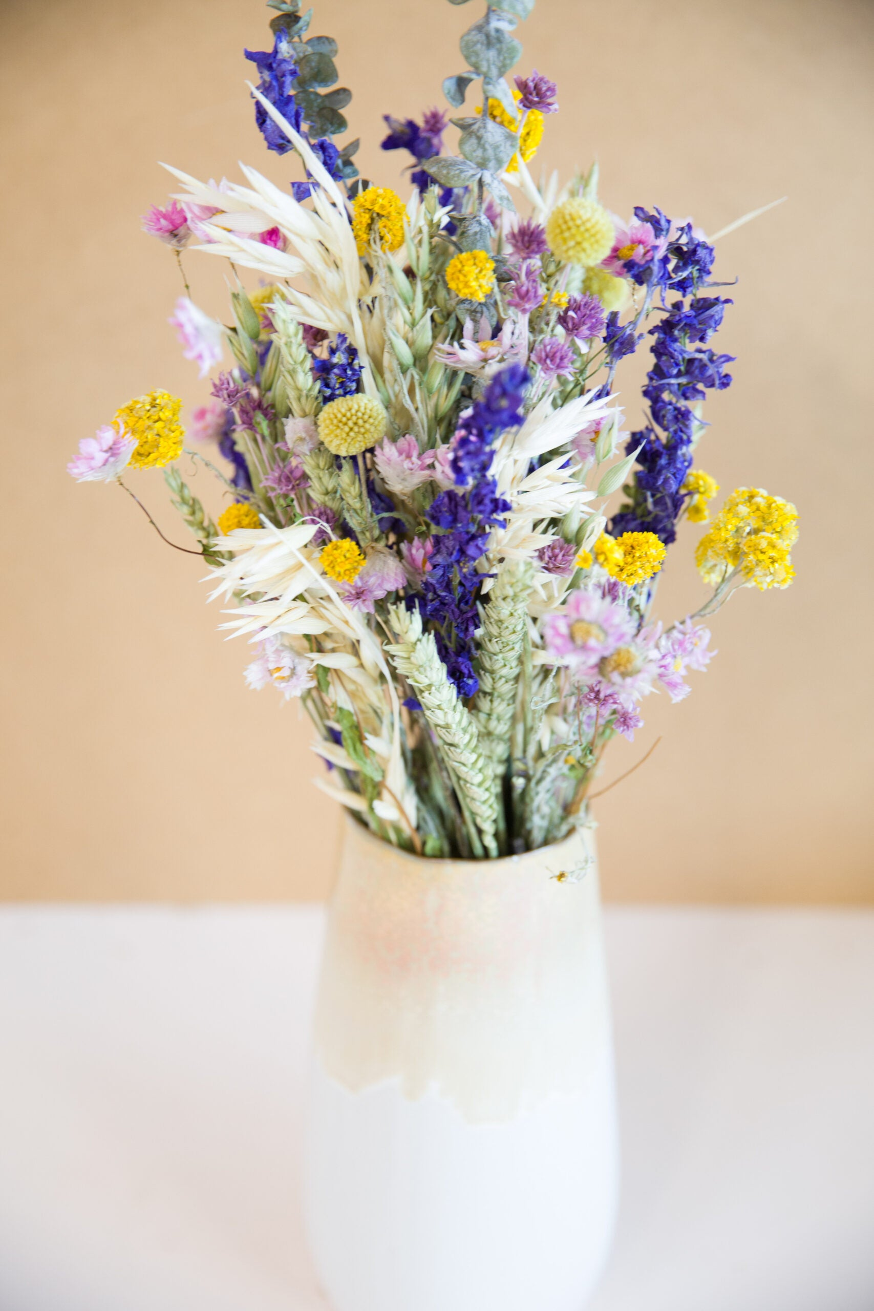 dried flowers - bouquet meadow magic
