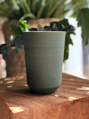 Open image in slideshow, cup / small vase - jungle - collab zürich
