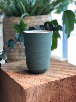Open image in slideshow, cup / small vase - forrest - collab zürich