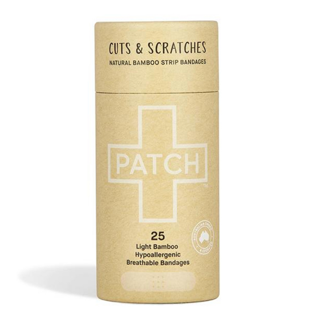 biodegradable plasters - PATCH - collab zürich