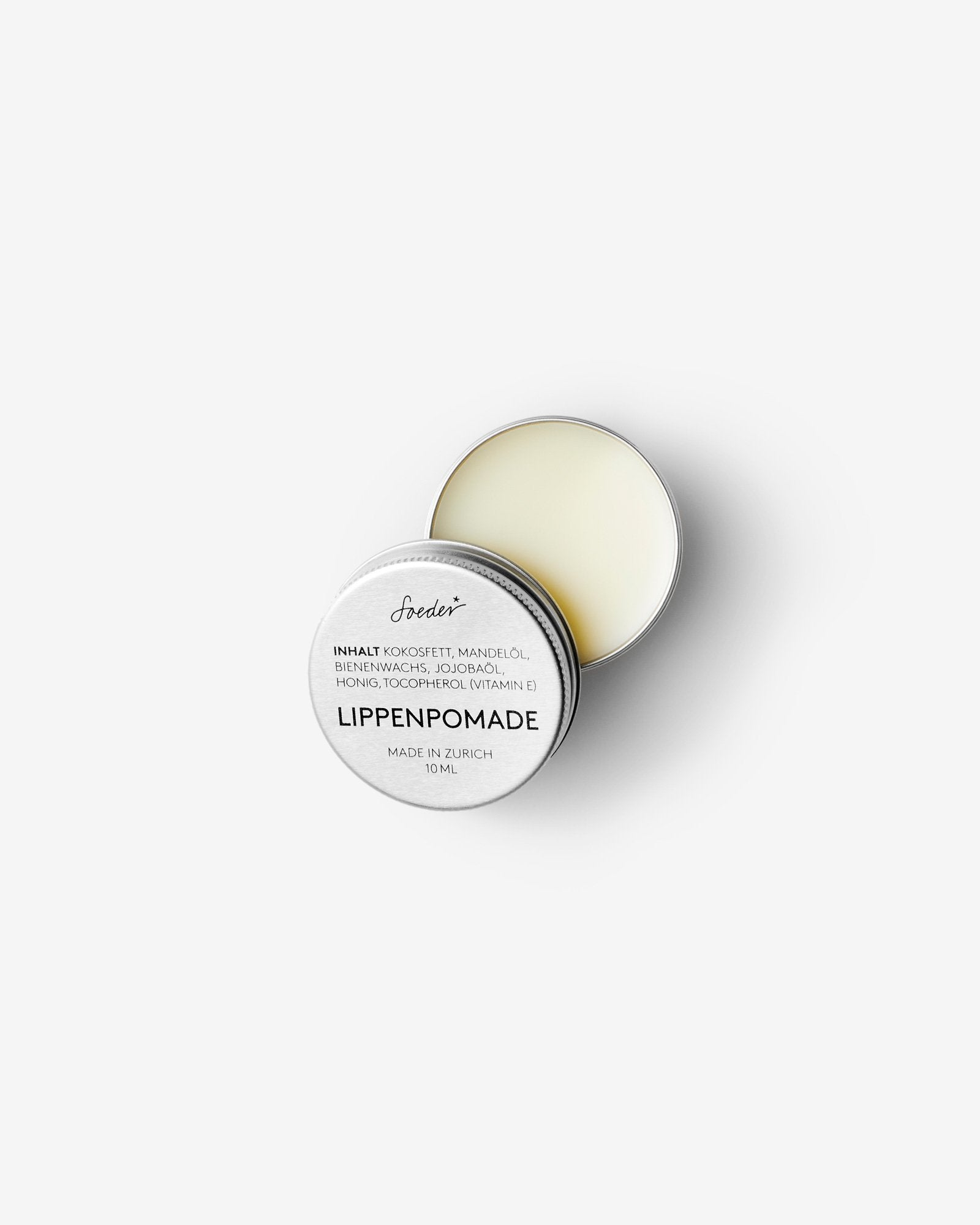 lip balm - natural - collab zürich