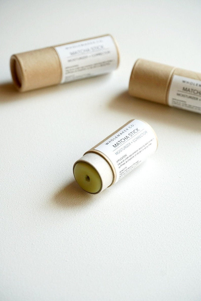 stick - matcha - moisturizer and corrector - collab zürich