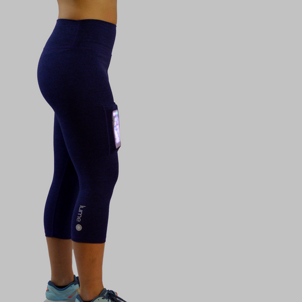 Lume Smart Leggings - Cropped Length