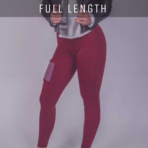 Lume Smart Leggings - Full Length