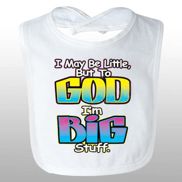 Big Stuff Bib