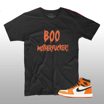 Boo MotherFucker! - Unscripted Clothing