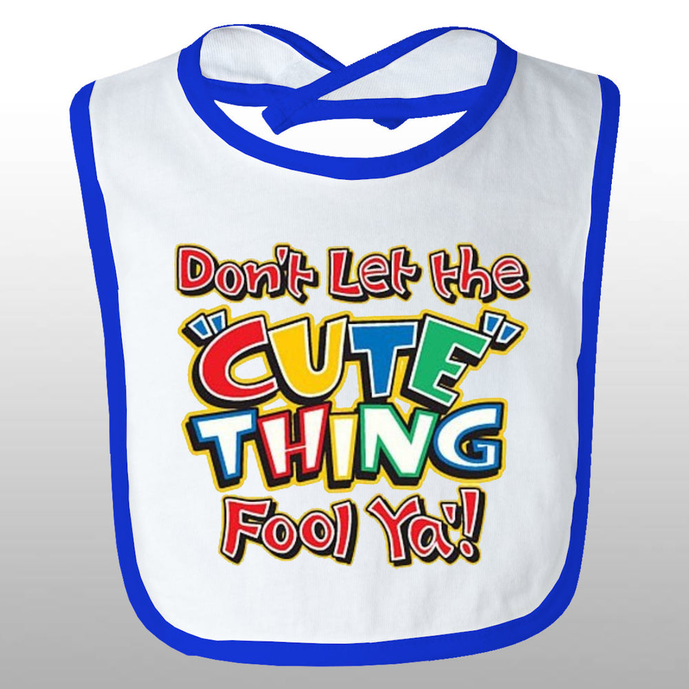 Cute Thing Bib