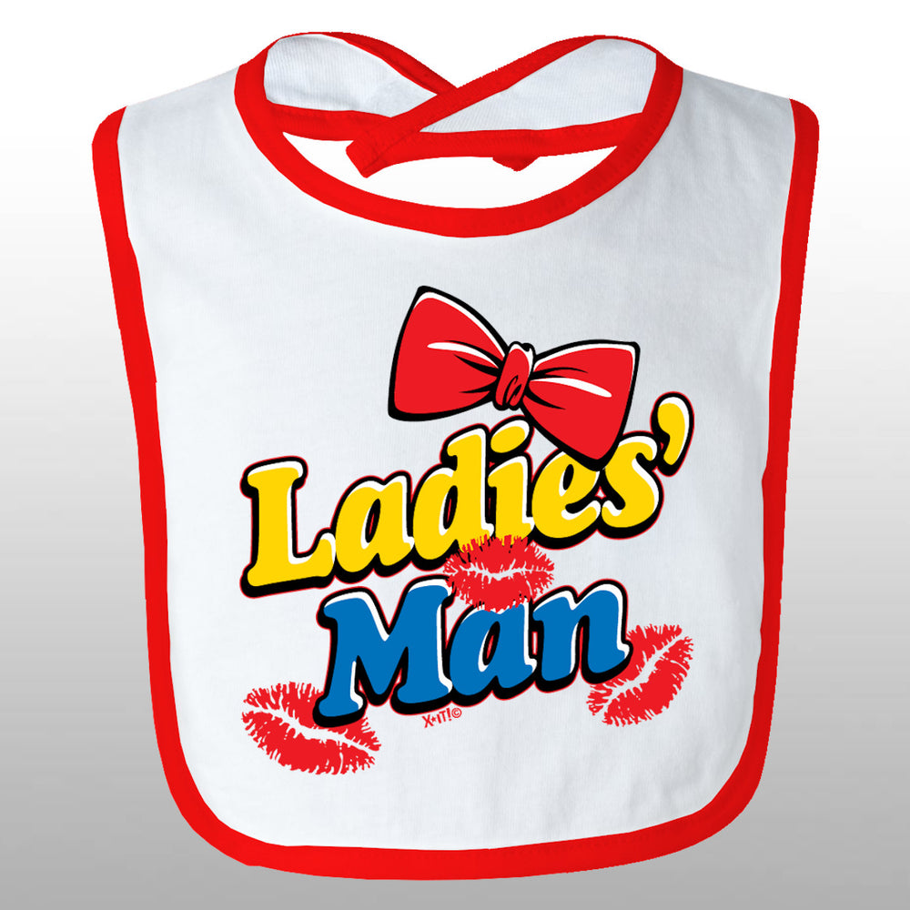 Ladies Man Bib