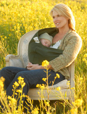 New Native 100% Organic Cotton Baby Carrier