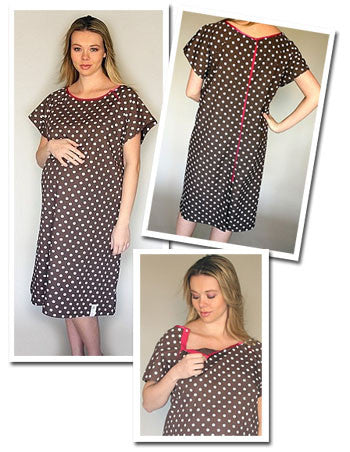 Gownies Delivery Gowns by Baby Be Mine Maternity