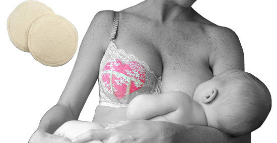 Overnight Bamboobies Organic Reusable Breast Pads