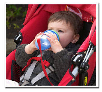 SippiGrip Sippy Cup Holder by BooginHead