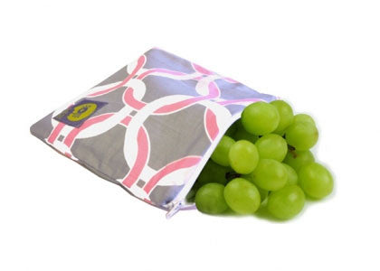 Snack Happens Reusable & Washable Snack Bags by Itzy Ritzy