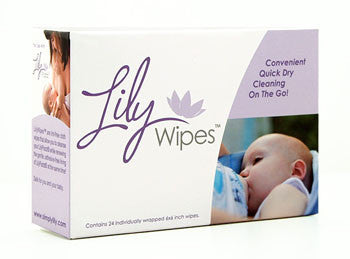 LilyWipes Cleansing Wipes for LilyPadz by SimplyLily