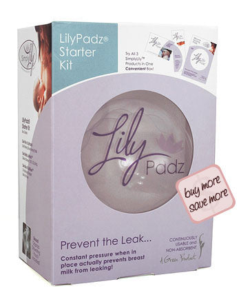The LilyPadz Starter Kit (3 products in one box) by SimplyLily