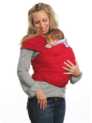 Moby Wrap Baby Carrier Mom 4 Life