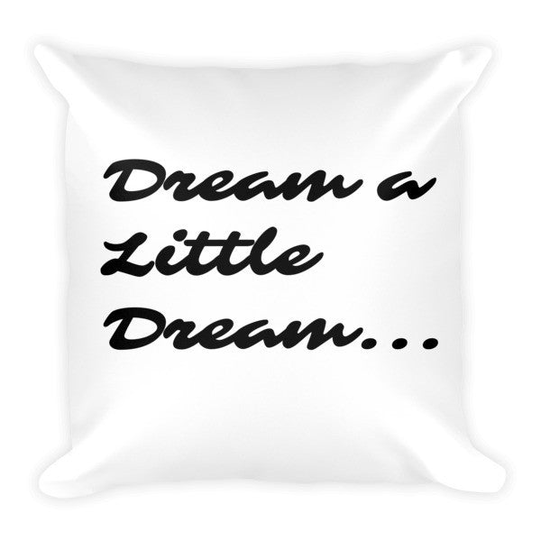 Mom 4 Life - Dream Pillow
