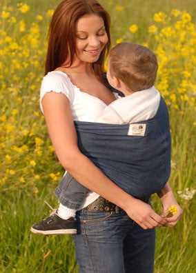 New Native 100% Cotton Baby Carrier