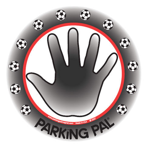 Parking Pal Magnetic Hand Print for the Car