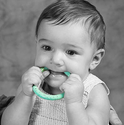 Smart Mom Bangle Teething Bracelet