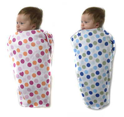 SwaddleDesigns Receiving/Swaddling Blanket