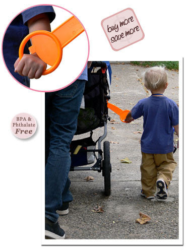 The Tag*a*Long Handle to Keep Independent Kids Close