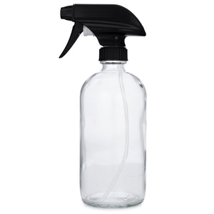 Glass Spray Bottle – BLACK sprayer