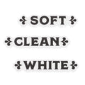 Laundry Labels – 3 pack