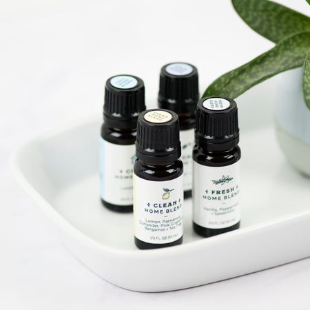 Fresh Home Essential Oil Blend