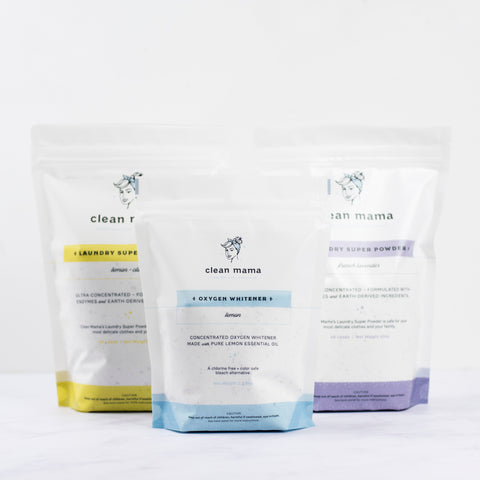 Powder Laundry Bundle