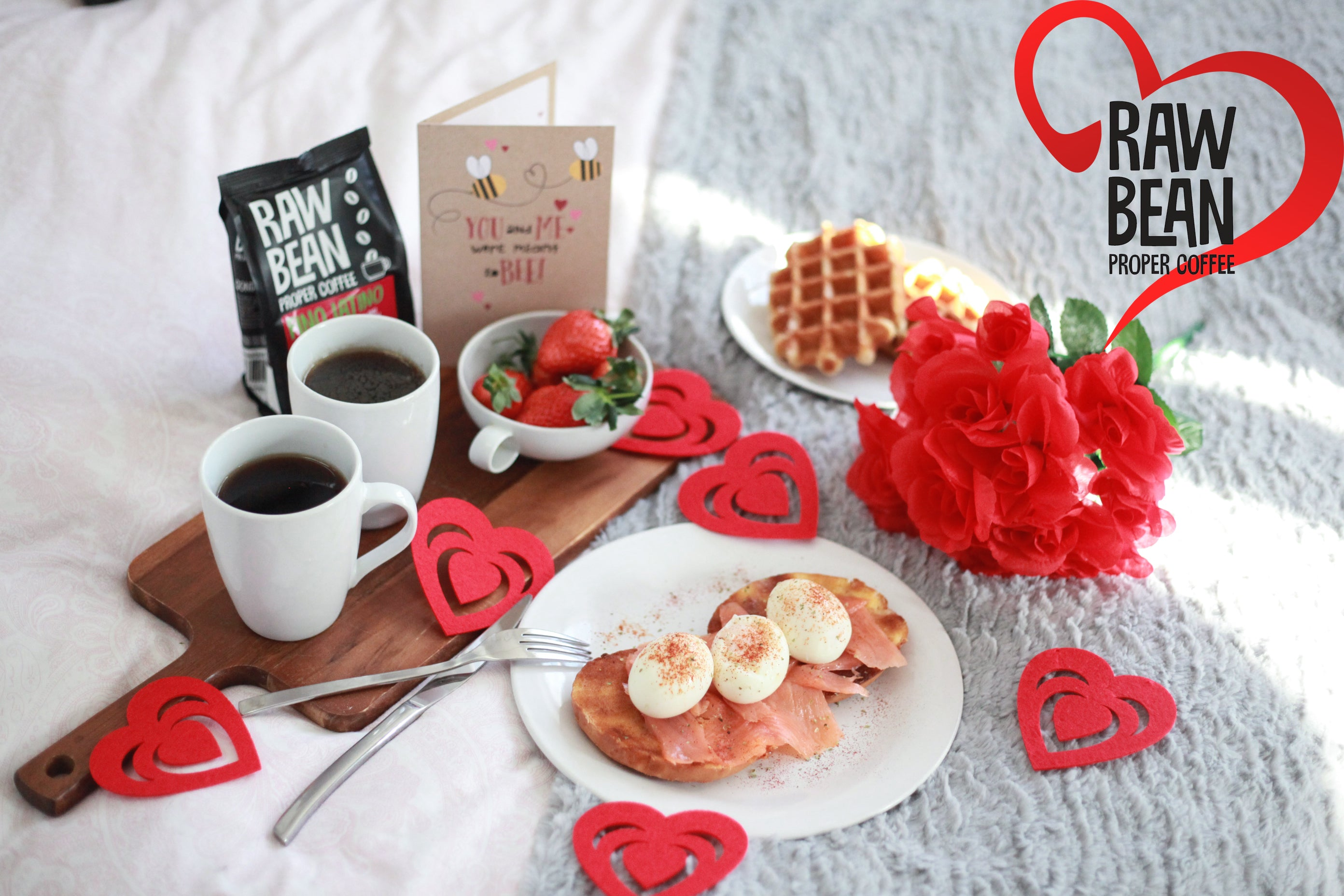 How To Have The Perfect Valentine's Breakfast
