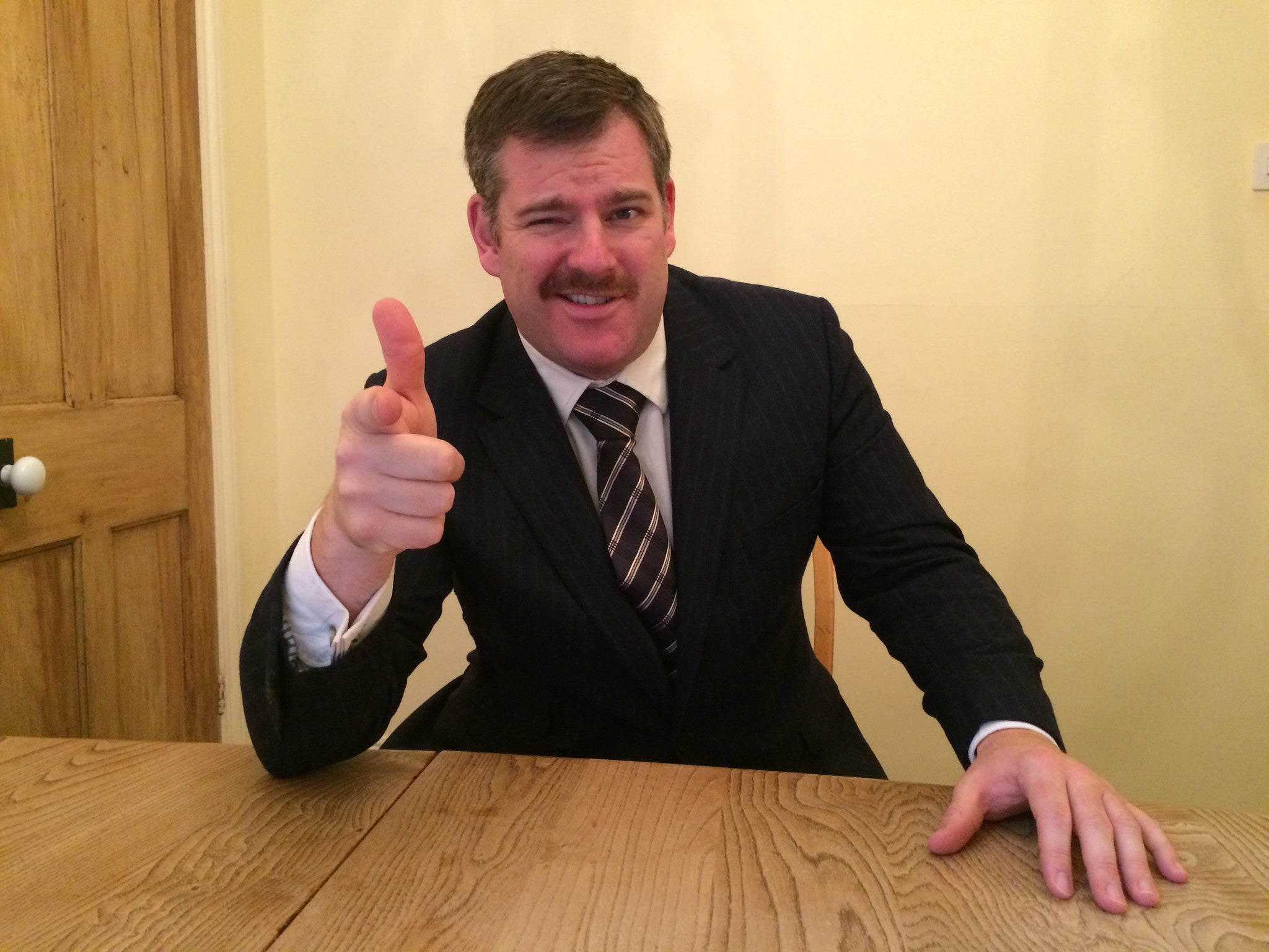 Movember - Your chance to donate
