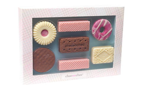 Mother's Day Gift Idea - Chocolate Biscuits